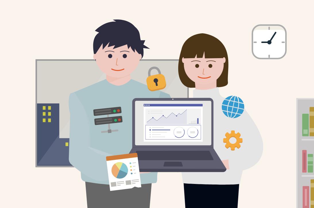 ホームページ運⽤サービス『SEEDS Manage Site』をスタート!